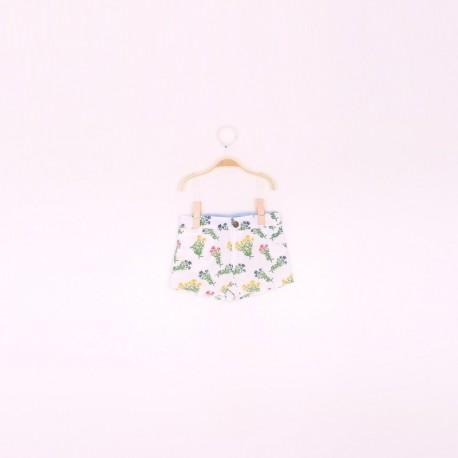SMV-191268 Mayorista de ropa infantil Pantalon corto niña -