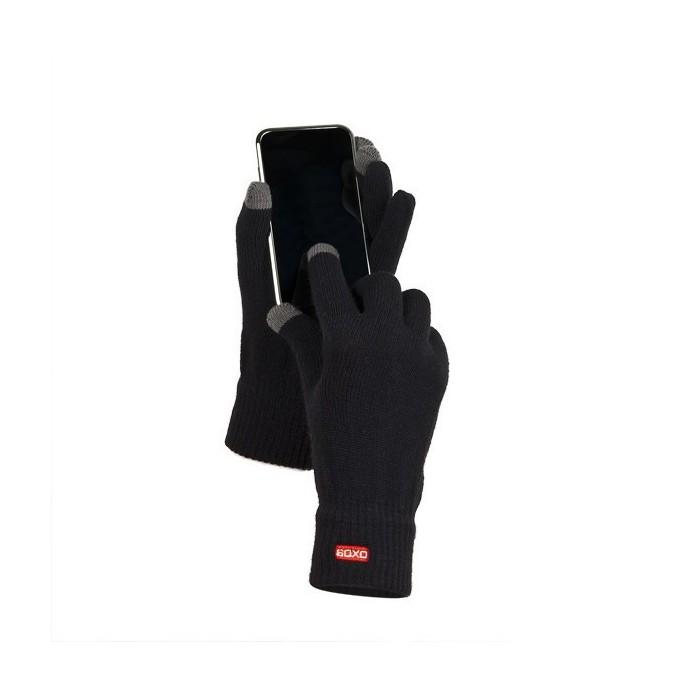Guantes para pantalla táctil - Soxo - SXV-37816