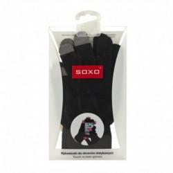 Guantes para pantalla táctil - Soxo - SXV-63300