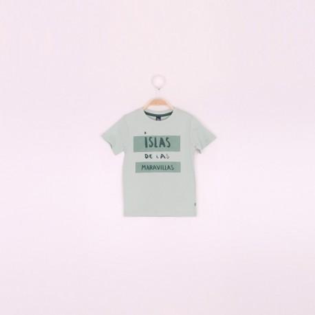 SMV-191170 Mayorista de ropa infantil Camiseta niño - Street