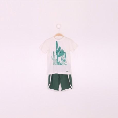 SMV-191166 Mayorista de ropa infantil Conjunto niño - Street