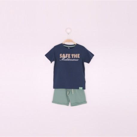 SMV-191173 Mayorista de ropa infantil Conjunto niño - Street