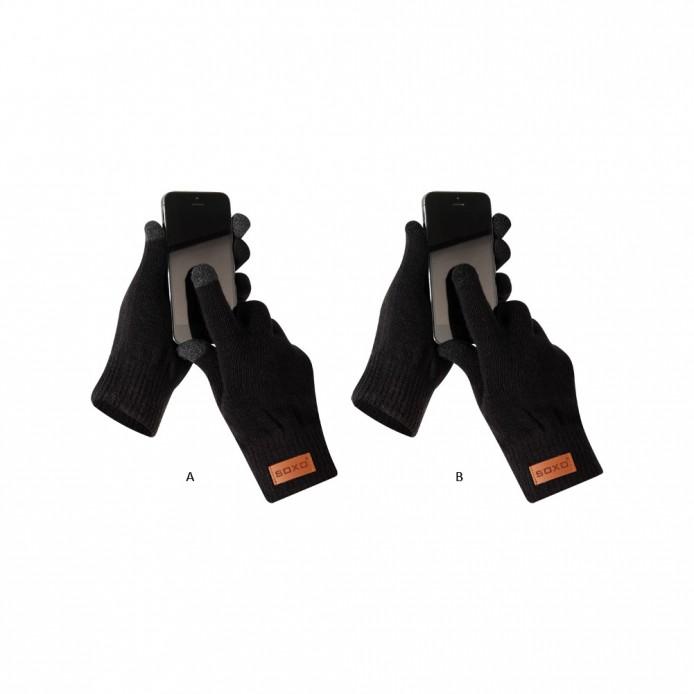 Guantes para pantalla táctil - Soxo - SXV-69428