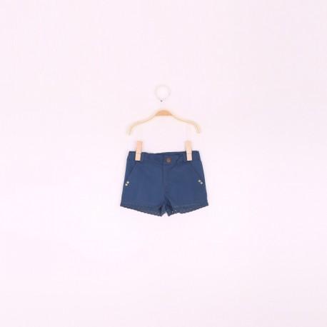 SMV-191223-1 Mayorista de ropa infantil Pantalon corto niña -