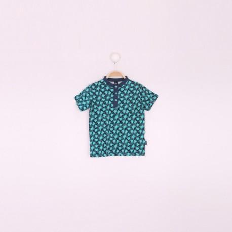 SMV-191119 Mayorista de ropa infantil Camiseta niño - Street