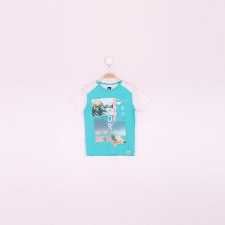 SMV-191130-1 Mayorista de ropa infantil Camiseta niño - Street