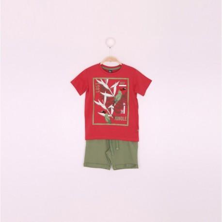 SMV-191114-1 Mayorista de ropa infantil Conjunto niño - Street