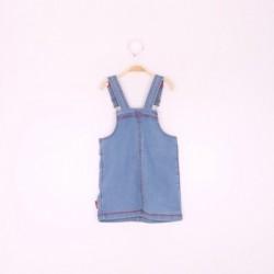 Vestido peto niña - Street Monkey - SMV-191281-1