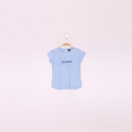 SMV-191240-1 Mayorista de ropa infantil Camiseta niña - Street