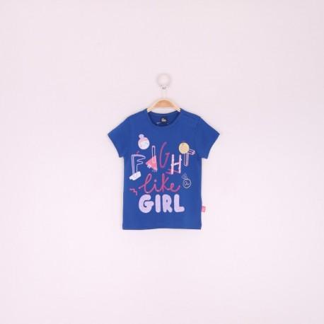 SMV-191049 Mayorista de ropa infantil Camiseta bebe niña -