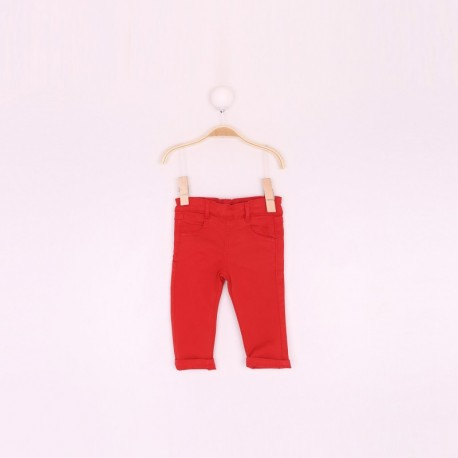 SMV-191055*2 Comprar ropa al por mayor Pantalon bebe niña -