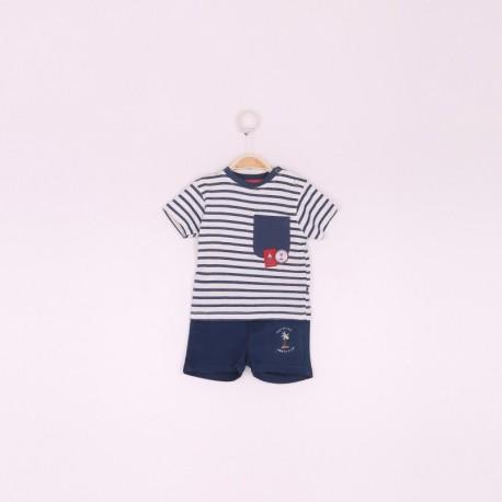 SMV-190009 Mayorista de ropa infantil Conjunto niño - Street
