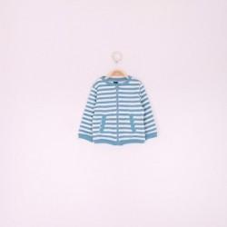SMV-191033 Mayorista de ropa infantil Sudadera bebe niña -