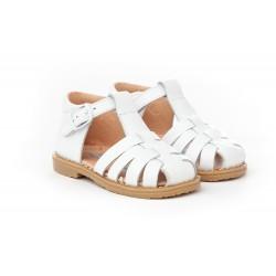 Angelitos® zapato niño sandalias de piel. fabricado en españa
