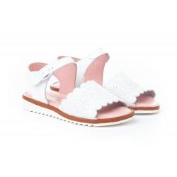 Angelitos® zapato niña sandalias de piel. fabricado en españa