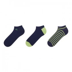 Pack 3 pares Calcetines chico tipo Footies