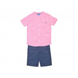 Cjto./o camisa m/c pocket - KATUCO - TAV-191 74104