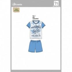 Pijama corto - Arnetta - TMBB-70410/10V