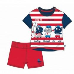 TMBB-73016-2 Comprar ropa al por mayor Conjunto corto bebe
