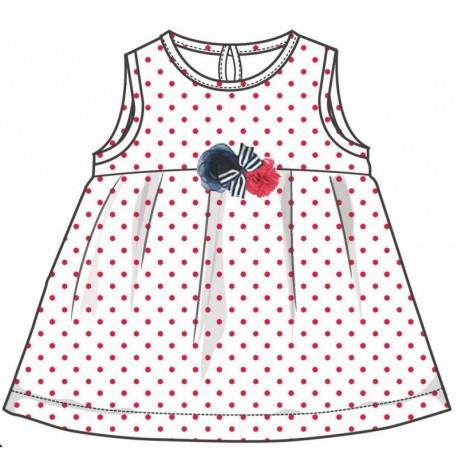 TMBB-73097-1 ropa bebe al por mayor Vestido bebe niña -