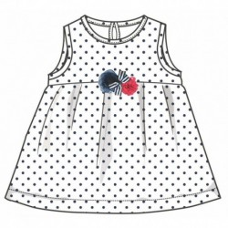 TMBB-73097-2 ropa bebe al por mayor Vestido bebe niña -