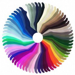 Calcetines cortos básicos punto liso - Condor - CONV-2019/4LL