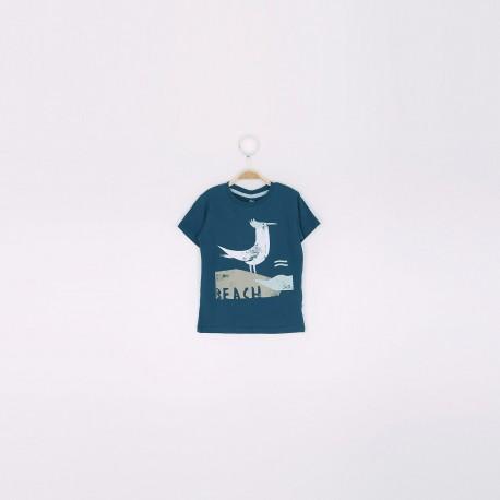 SMV-191134 Mayorista de ropa infantil Camiseta niño - Street
