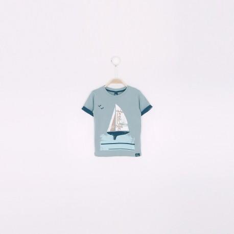 SMV-191139 Mayorista de ropa infantil Camiseta niño - Street