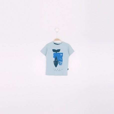SMV-191144-1 Mayorista de ropa infantil Camiseta niño - Street