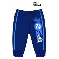 Pantalón deportivo largo rizo