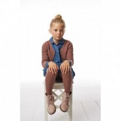 CONV-55.511.010-1 proveedor ropa de bebeChaqueta larga punto