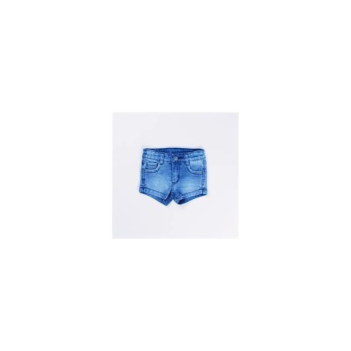 JGV06786 Newness mayoristas ropa de bebe Short corto vaquero -