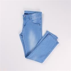 Pantalon largo vaquero 95% algodón 5% elastano
