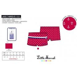 TMBB-LMSE1748RED ropa de licencias al por mayor Slip baño