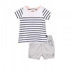 TMBB-LMSE0062 Comprar ropa al por mayor Conjunto little marcel