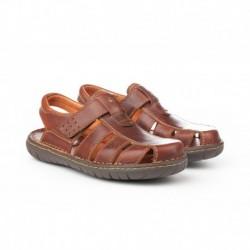 Sandalia velcro confort - Angelitos - MAÑ-3498