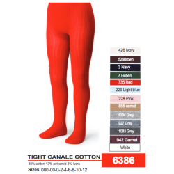Leotardo canale algodón - Pocholo - 6386