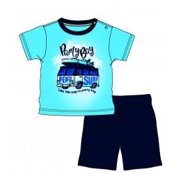 Conjunto corto bebe niño - Arnetta - TMBB-73067-1