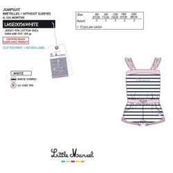 TMBB-LMSE0056-1 Comprar ropa al por mayor Mono little mar -