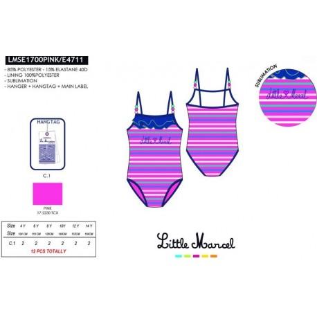 TMBB-LMSE1PINK ropa de licencias al por mayor Slip baño little