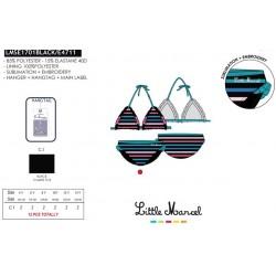 Bikini little marcel - Little Marcel - NFV-LMSE1701Black