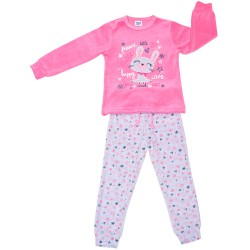 "PIJAMA INF. NIÑA TUNDOSADO ""MAGIC HAPPENS""- TAI-192 87302"