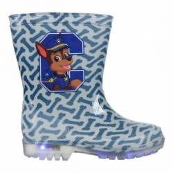 Botas lluvia pvc luces paw patrol - CI-2300003501
