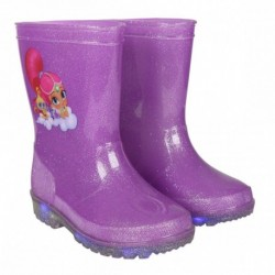 Botas lluvia pvc luces shimmer and shine - CI-2300003500