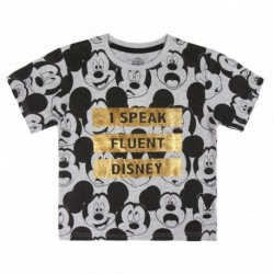 Camiseta corta premium single jersey mickey - CI-2200003723