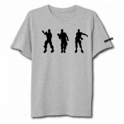 Camiseta corta single jersey fortnite - CI-2200005062