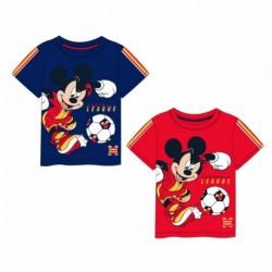 Camiseta corta single jersey mickey - CI-2200004975