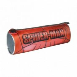 Estuche/portatodo cilindrico spiderman - CI-2100002138