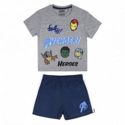 Pijama corto algodón avengers - CI-2200003470