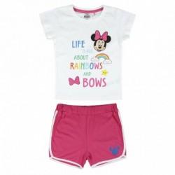 Pijama corto algodón minnie - CI-2200003463